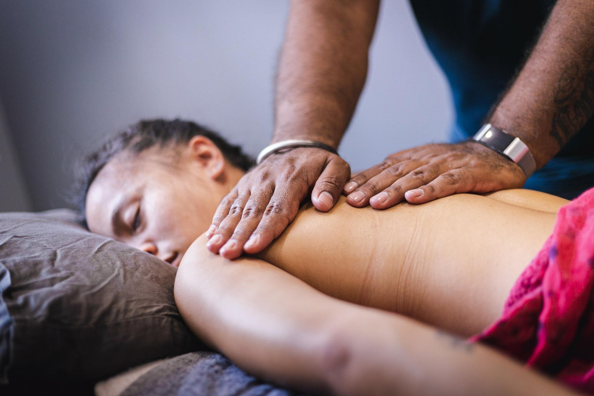 massage therapy Brighton